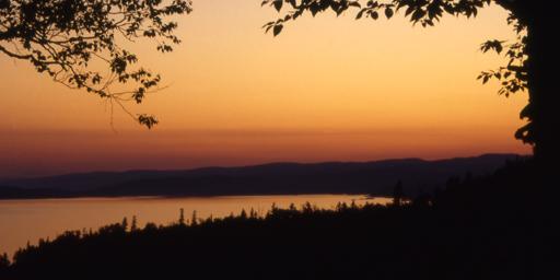 Lake Superior 1993