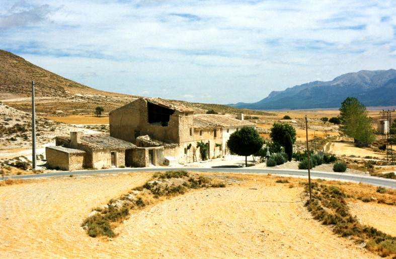 Nueva fuente, Andalusien