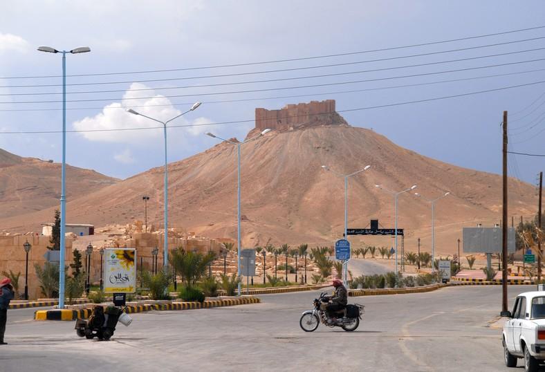 Det arabiske fort