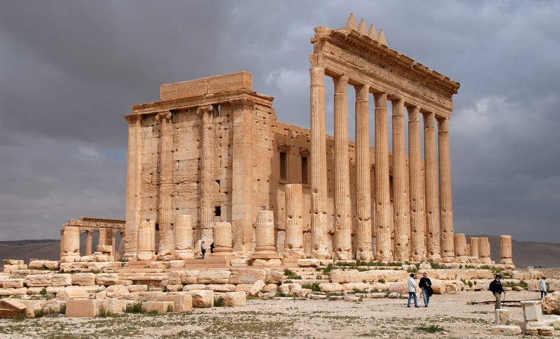 Bell templet, Palmyra