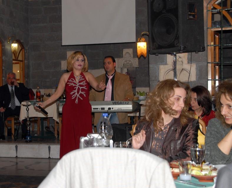Danserestaurant,  Det kristne kvarter, Damascus