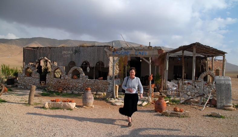 syriske ørken, bagdad cafe4