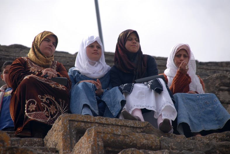 Teatret, Bosra