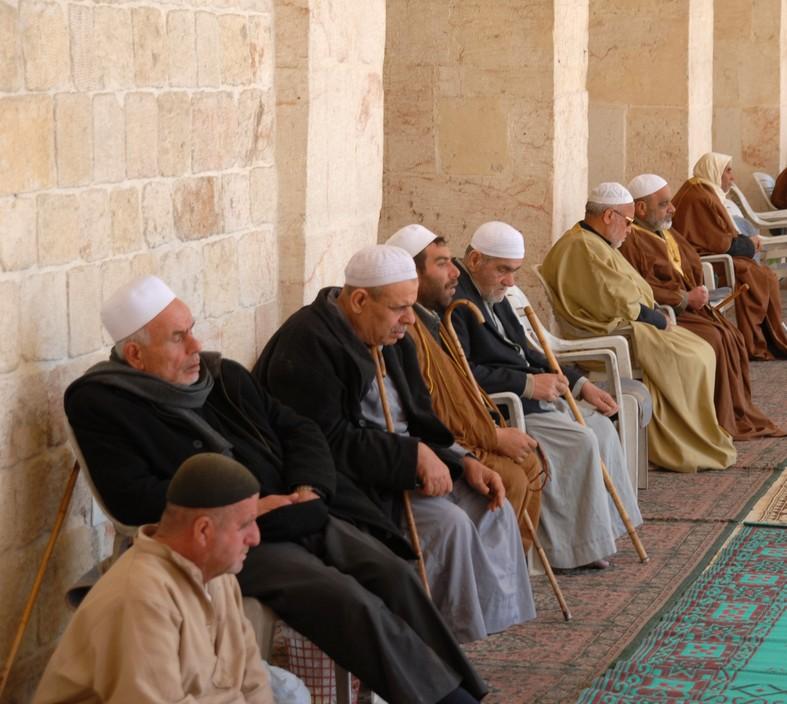 Umayyademoskeen, Aleppo
